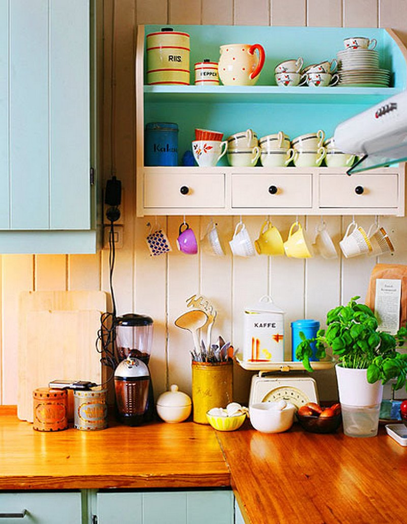 Декор для кухни своими руками из подручных материалов для начинающих