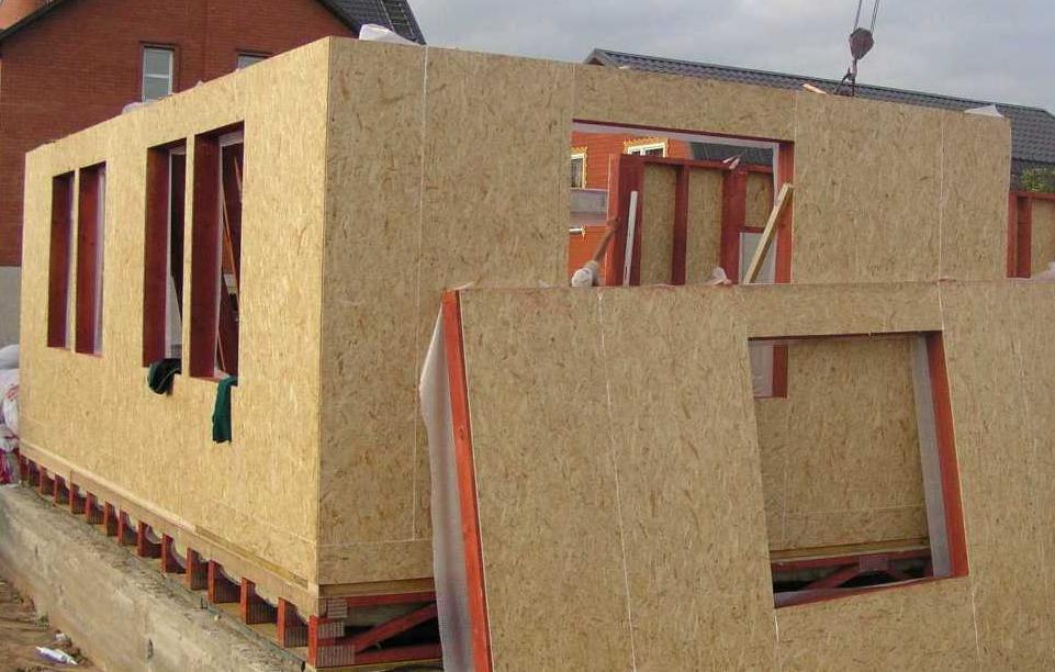 каркасных домов Немецкие строительные технологии