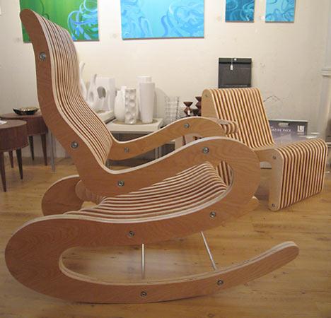 Мебель с фанеры своими руками